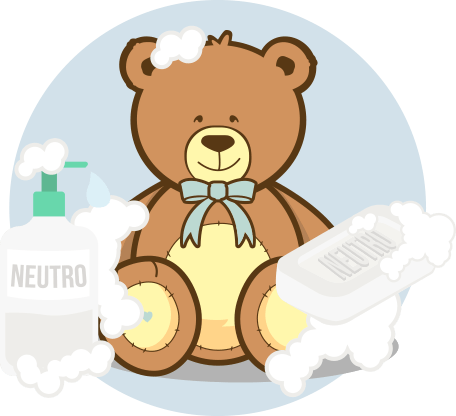 2 how to wash your teddy bear neutral soap