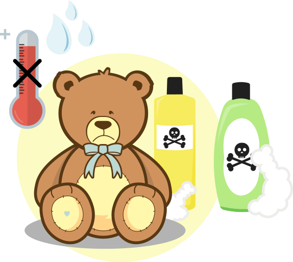 3 how to wash your teddy bear toxic