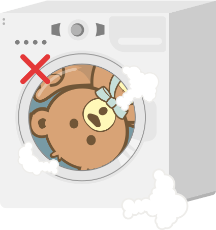 4 how to wash your teddy bear washing machine