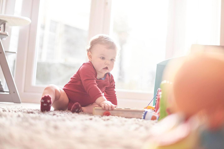 Decoração Montessori para o quarto de bebê