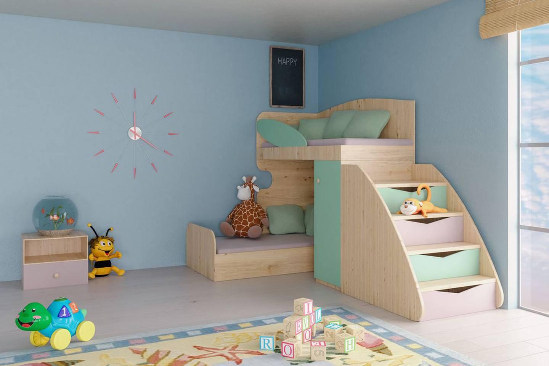 Decore o quarto do seu bebê com o tema Safári moderno