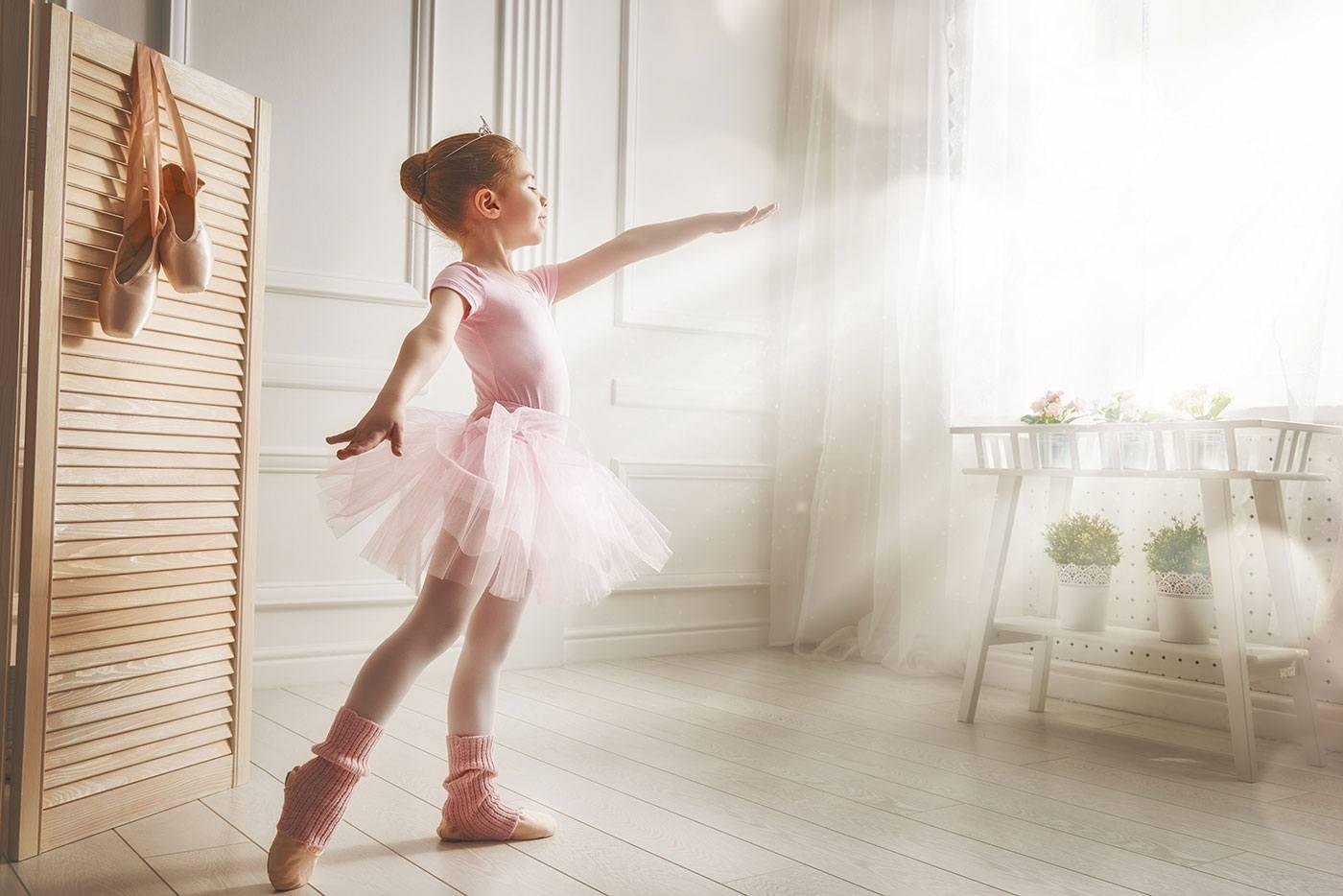 Dançar melhora o bem-estar físico e emocional das crianças