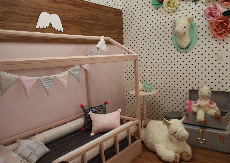 Decoração quarto de bebê: Lhama Silvia Polito